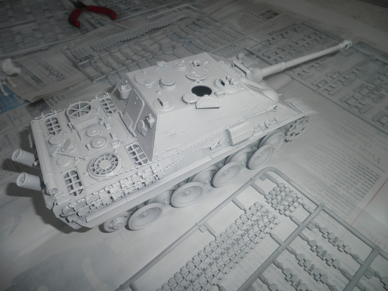 peinture - Jagdpanther, 1/35 Peinture 3 tons P5310010