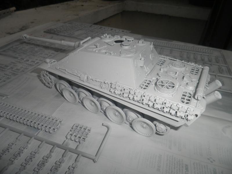 peinture - Jagdpanther, 1/35 Peinture 3 tons P5310011