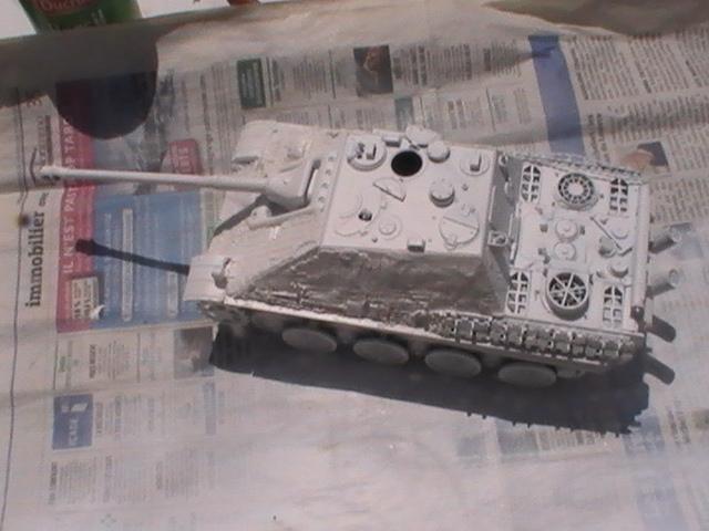 peinture - Jagdpanther, 1/35 Peinture 3 tons Pic_2110