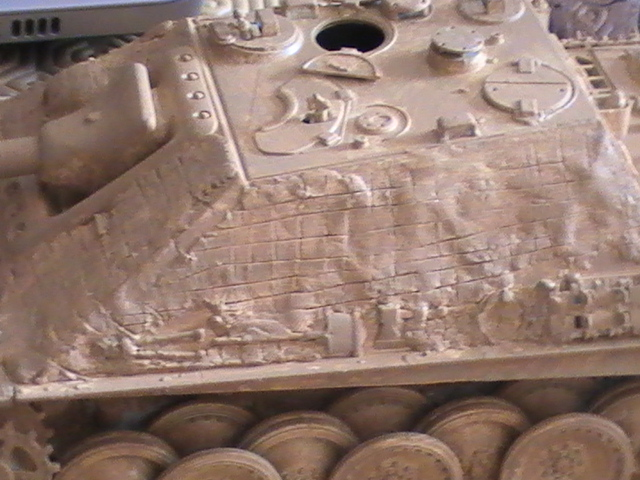 peinture - Jagdpanther, 1/35 Peinture 3 tons Pic_2114