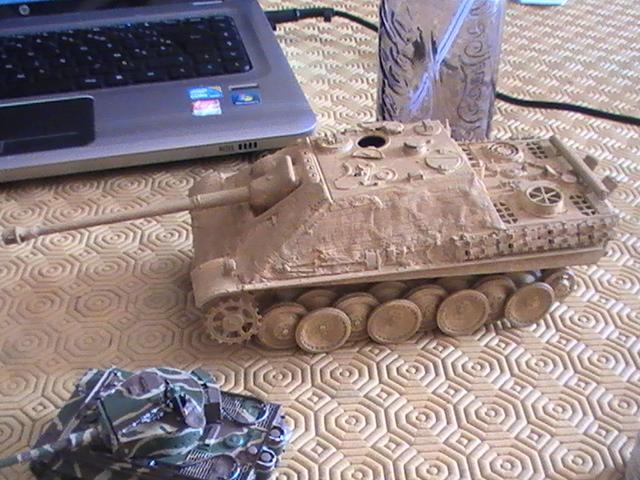 peinture - Jagdpanther, 1/35 Peinture 3 tons Pic_2115