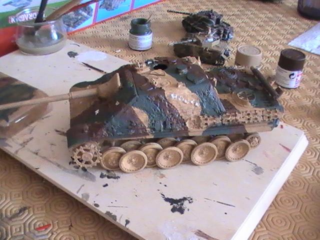 peinture - Jagdpanther, 1/35 Peinture 3 tons Pic_2117