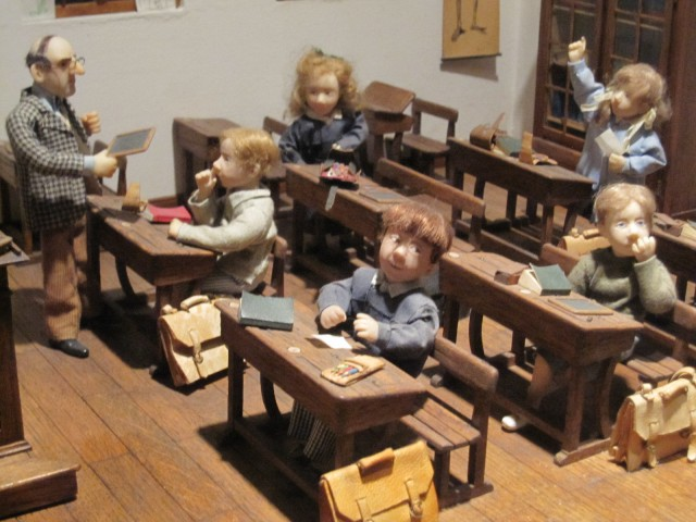 Le Musée des Miniatures et du décor de cinéma à LYON ; Img_2415