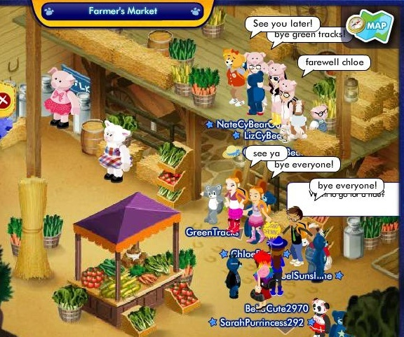 Achievement Unlocked: Over 1,000 Players in Farmer's Market Today Ss28810