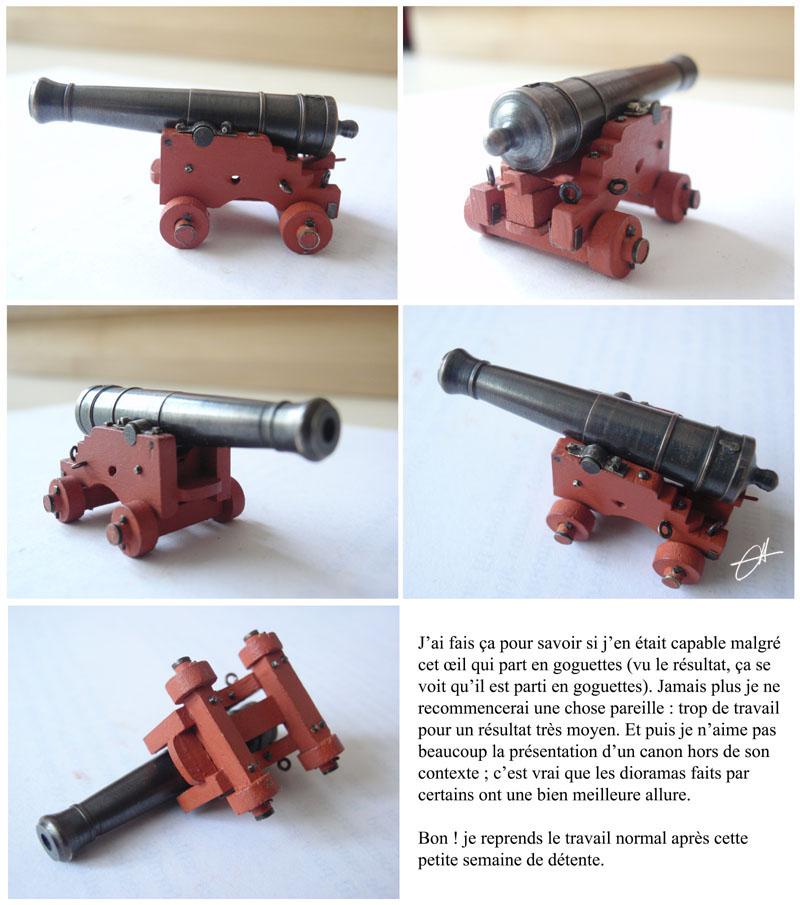 affûts des canons 118f-114