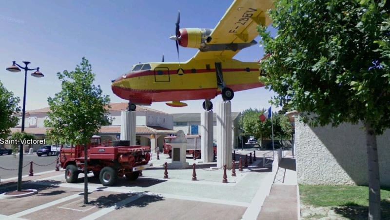 STREET VIEW : Les avions Captur14