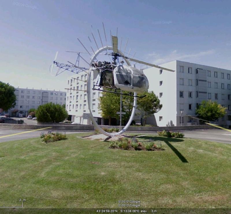 STREET VIEW : Hélicoptères Captur17