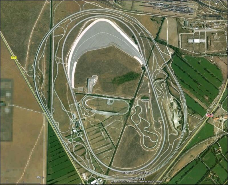 trouver les circuits avec google earth  Centre10