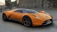 Concept-Car Lamborghini