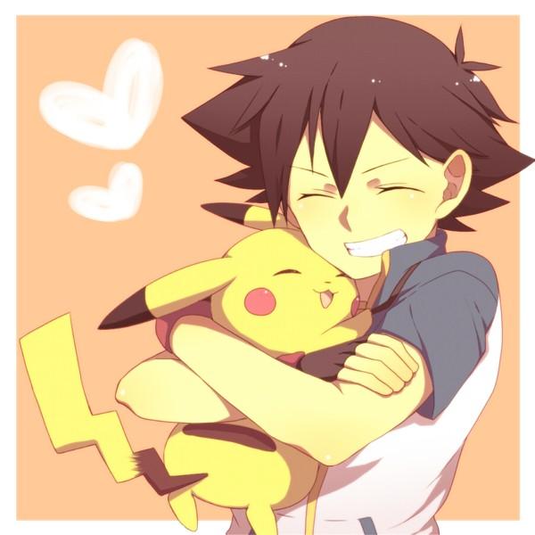 PikaShipping [Satoshi/Ash/Sacha x Pikachu] ♥ L27r10