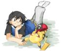 PikaShipping [Satoshi/Ash/Sacha x Pikachu] ♥ Gbhjfv10