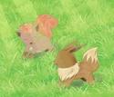 RenderShipping [Evoli/Eevee x Goupix/vulpix] ♥ Meadow10