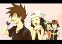 CavalierShipping (Hikari/Aurore/Gary x Shiegru/Régis/Dawn) ♥ Onemor10