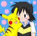 PikaShipping [Satoshi/Ash/Sacha x Pikachu] ♥ Pikash10