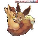 RenderShipping [Evoli/Eevee x Goupix/vulpix] ♥ Render10