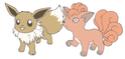 RenderShipping [Evoli/Eevee x Goupix/vulpix] ♥ Team_p10