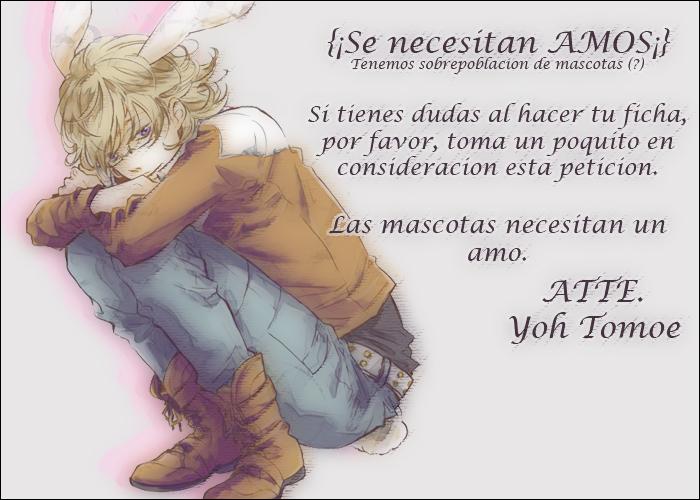 Foro gratis : Pets Love Mascot12