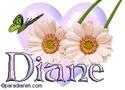 bonjour ,me revoilà Diane412