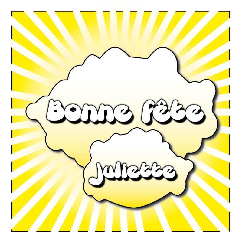bonne fête juliette Bonne-10