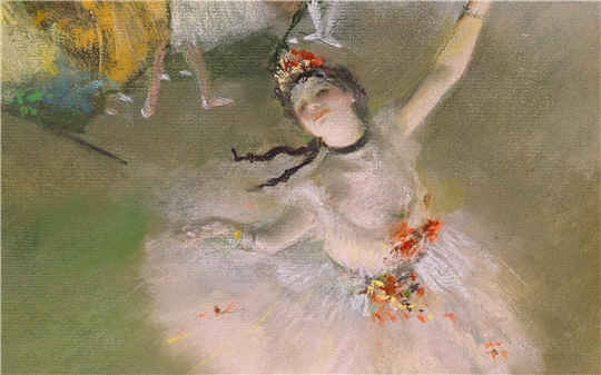 Une ballerine Danse-11