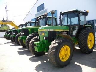 Venta de Tractores de ocasion John Deere Segundmano en Ciudad Real  Tracto10