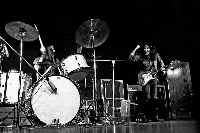 Quel est pour vous le meilleur batteur du Rory Gallagher Band ? Gallag10