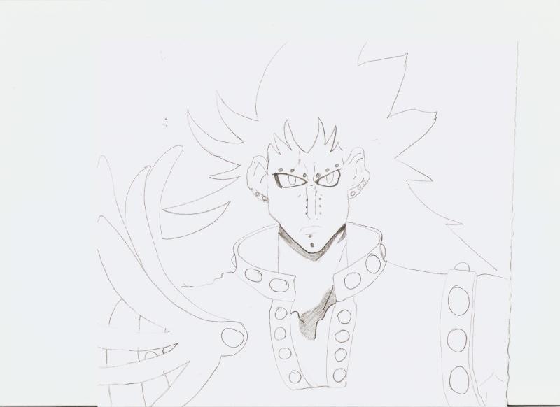 [Dessins] Mes quelques dessins (si on peut appelé ça comme ça xD) Gajeel10