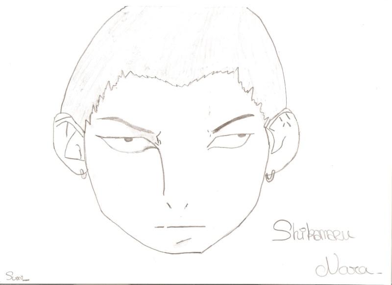 [Dessins] Mes quelques dessins (si on peut appelé ça comme ça xD) Shikam11
