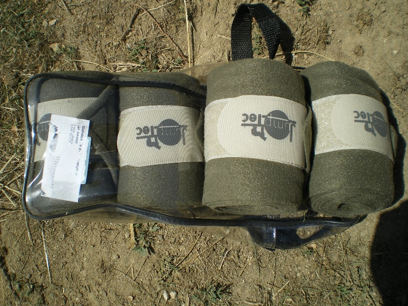 protections, bandes, cloches, taille cheval et poney Hghghj10
