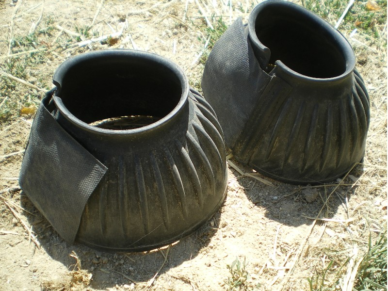 protections, bandes, cloches, taille cheval et poney Jggkg10