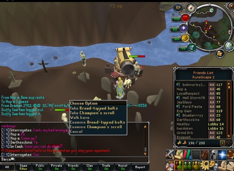Dead echoo's Screenshot Adventures  Skarma19