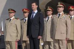 """ضابط سوري منشق يكشف خطة """"الأسد"""" لاستهداف النظام بالمغرب  Alassa10"""