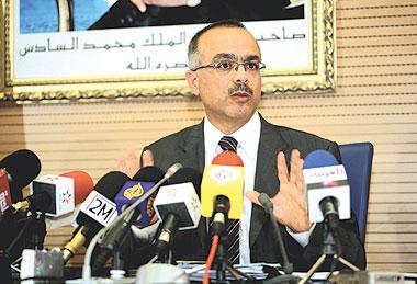 وزير الداخلية السابق يستهلك الماء والكهرباء بالمجان ومن فاتورة الدولة  Benmou10