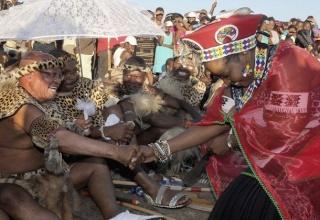 يدخل القفص الذهبي للمرة السادسة ، عروس جديدة لرئيس جنوب إفريقيا Jacob-10
