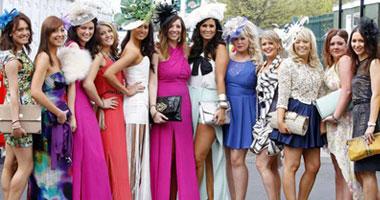 مهرجان دولي يجيب على سؤال النساء ، من هي أشيك سيدة في بريطانيا . K11