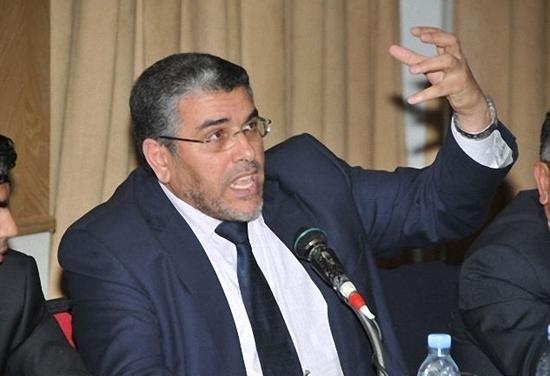 """حامي الدين: هذه حقيقة """"توظيف"""" زوجتي في وزارة الرميد ، و""""النهار"""" كاذبة   Ououus20"""
