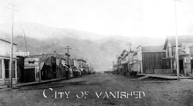 City of vanished