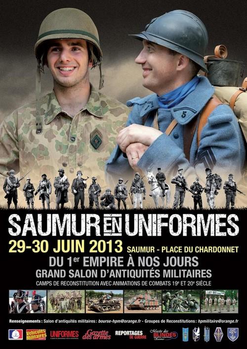 saumur 2013 Affich10