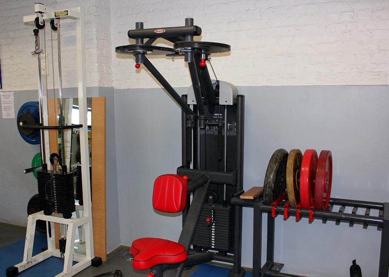 Salle de musculation à Halluin Peck_b11