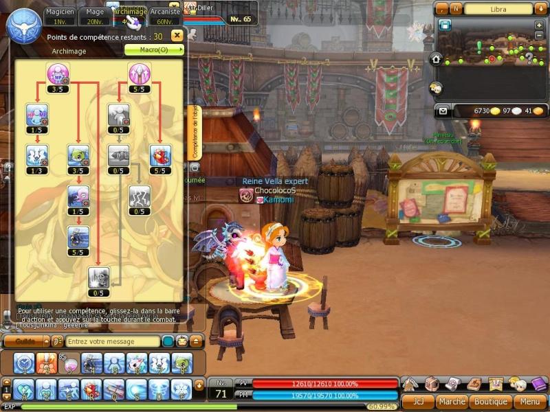 Build Arca =)  Dragon19