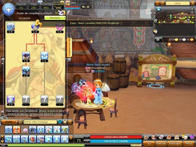 Build Arca =)  Dragon20