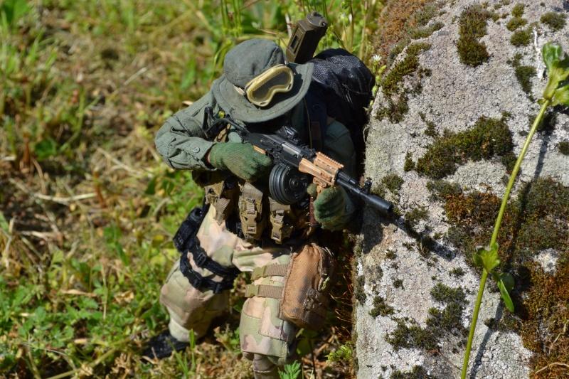 Quelques une de mes figurines Assaut13