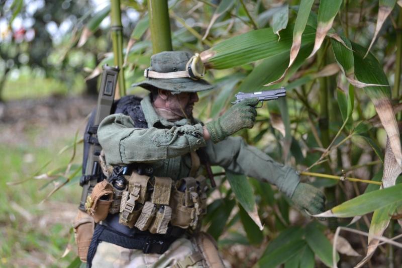 Quelques une de mes figurines Jungle11
