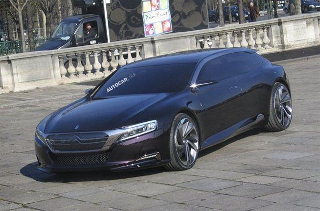 [Citroën] DS numéro 9 concept Citroe12