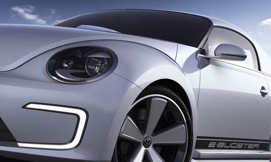 [Volkswagen] E-Bugster Detail10
