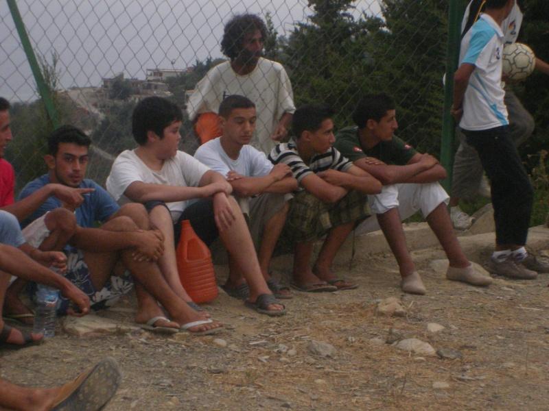 la finale du tournoi de foot organisé par l association tadukli d Ait Aissa Imgp3128
