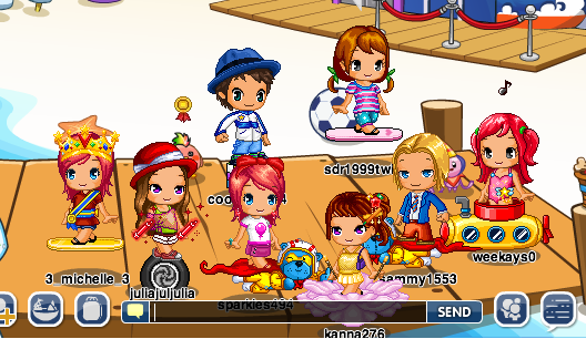 Fantage Meet Up Pictures :] Screen17