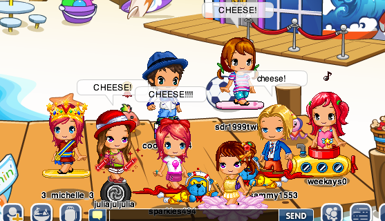 Fantage Meet Up Pictures :] Screen19