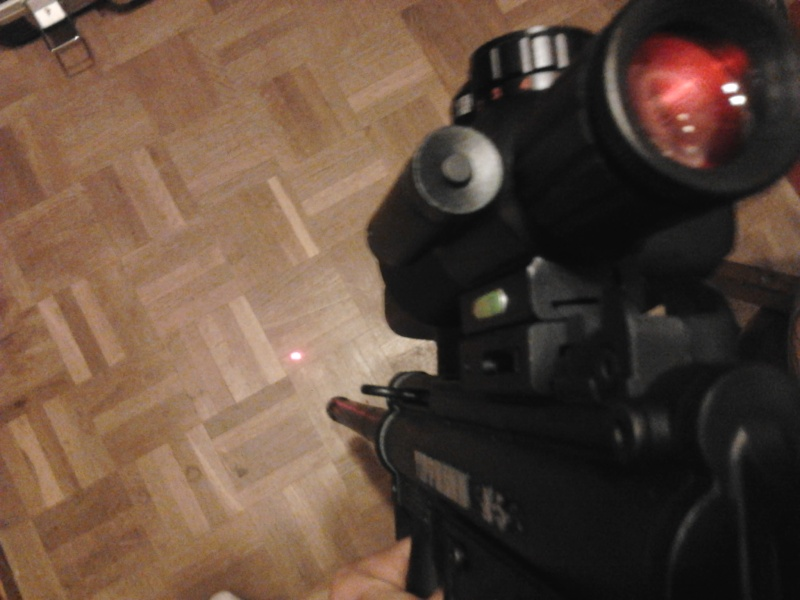 Red Laser Tactical Rifle Scope 4X30 Photo115