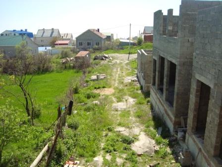 Недостроенное домовладение в р-не Голубая Бухта Dsc02591